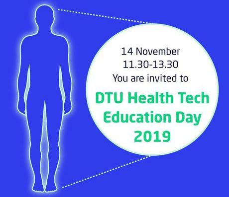 DTU Health Tech Education Day 2019