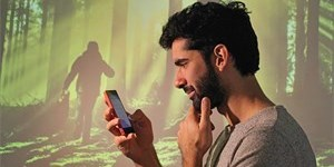 Darius Rohani - New app to promote beneficial behaviour for depressed people