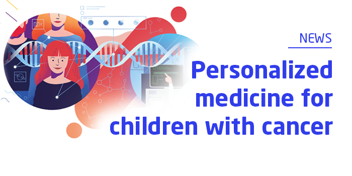 Personalized medicine for children with cancer