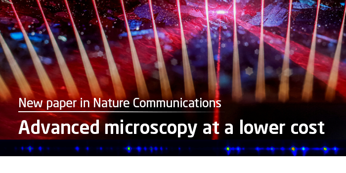 Advanced microscopy at a lower cost
